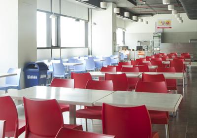 Multi-cuisine Food Court