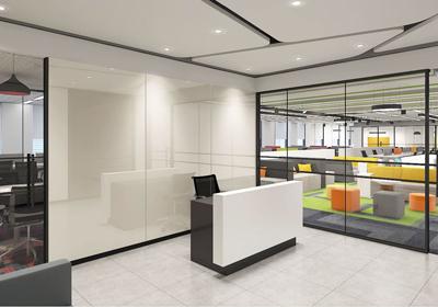Lobby- Incubation Center