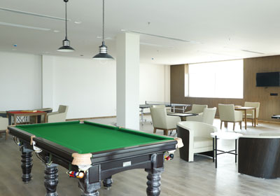 Indoor Games Room