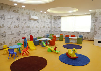 Toddlers' Play Area