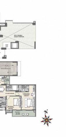 Floor Plan - Tower C 21 for Tata Eureka Park