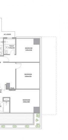 Floor Plan for Tata Promont 4 BHK Grande - Type A1