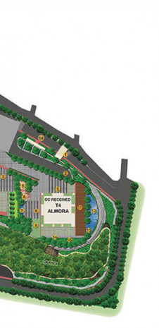 Master Plan for Tata Promont