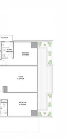 Tata Promont Floor Plan for 4 BHK Grande - Type A2
