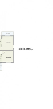 Typical Floor Plan of Tata Ariana Tower 4