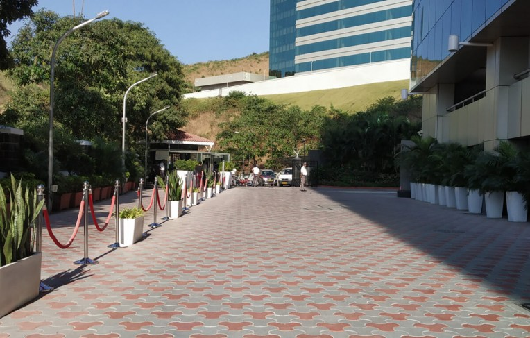 Dedicated Pathway for Vehicular Traffic