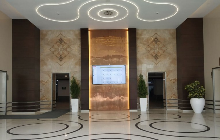 Grand Entrance Lobby