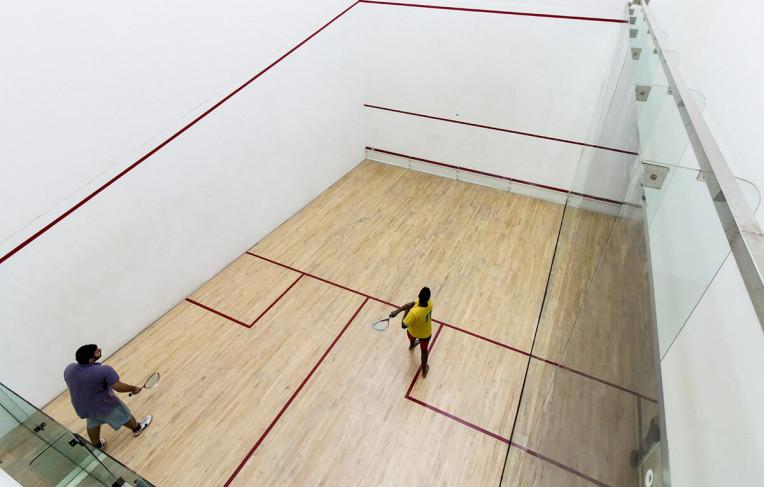 Squash Courts