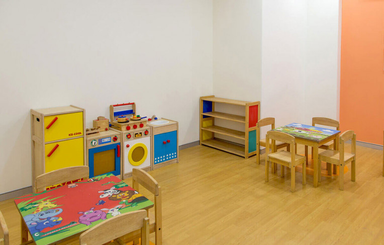 Kids' Play Room