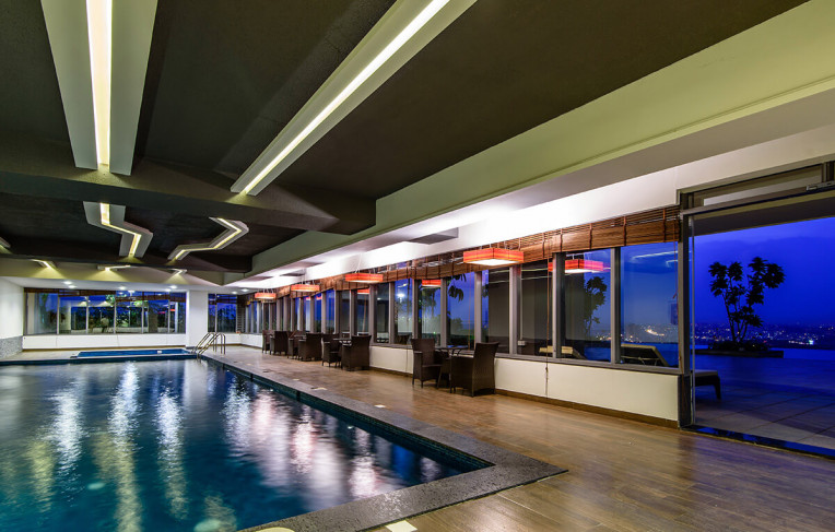 Temperature Controlled Indoor Pool