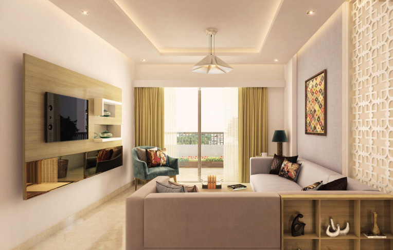 2 and 3 BHK residences