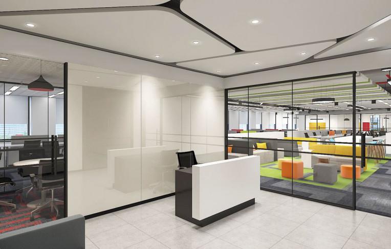 Lobby- Incubation Centre