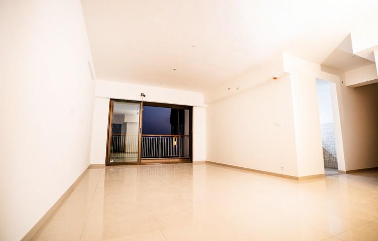 Tower E - Living Area (3 BHK)