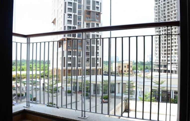 Tower E - Master Balcony View